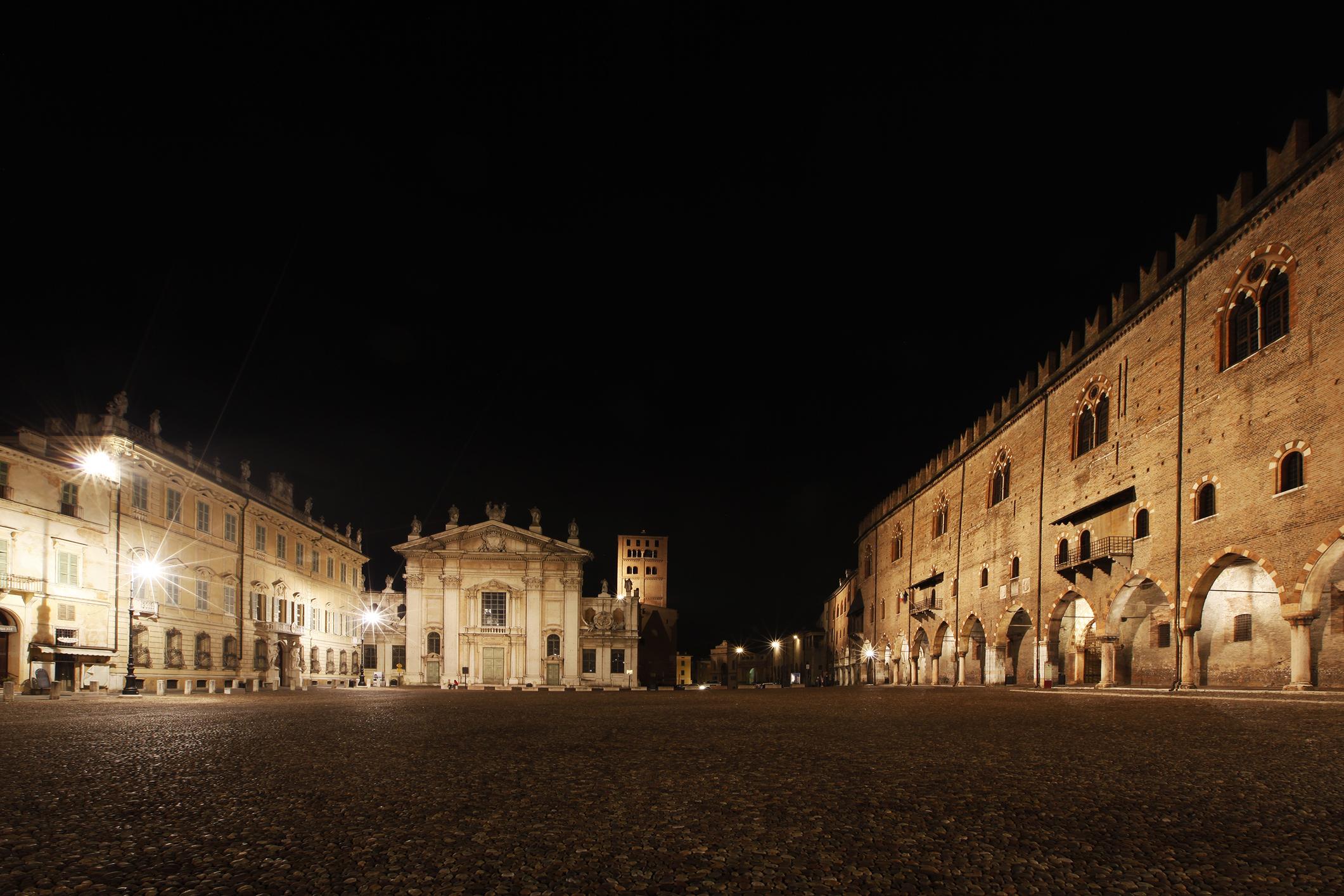 Var medeltidsstaden oplanerad?