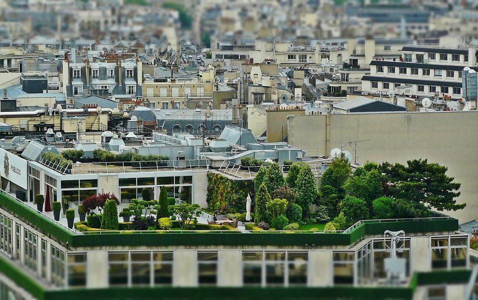 Utbildningar inom stadsplanering