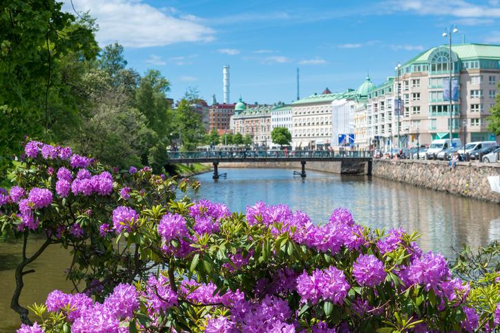 Stadsplanering i Göteborg