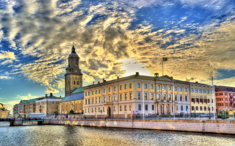 Arkitektoniska pärlor längs svenska västkusten