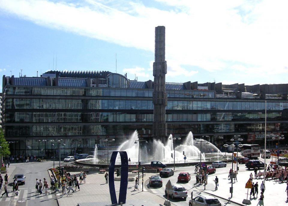 Historisk stadsplanering i Stockholm