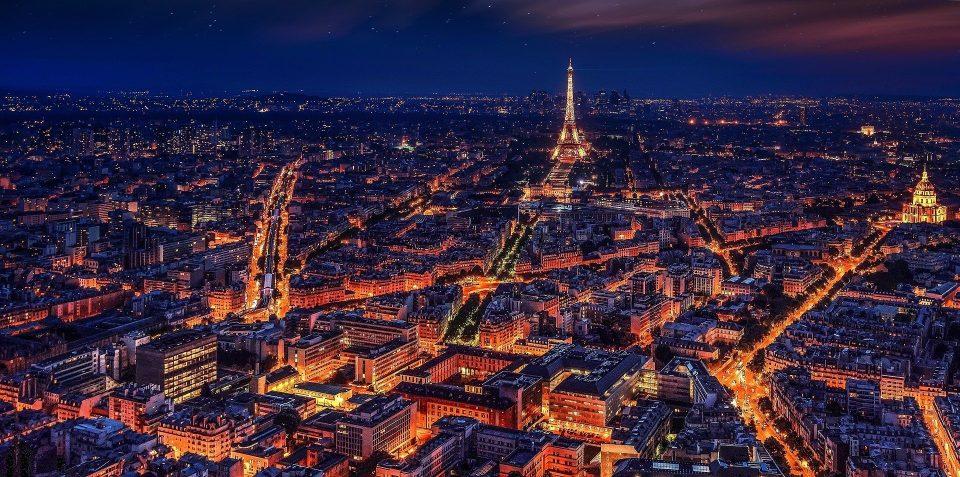 Paris – Ljusets stad