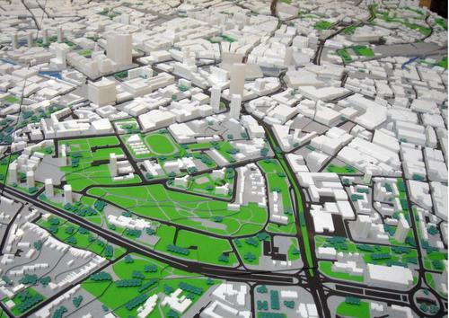 Stadsplanering för vackra och funktionella städer